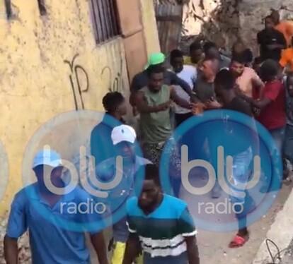 colombianos supuestamente vinculados en asesinato del presidente de Haití.png
