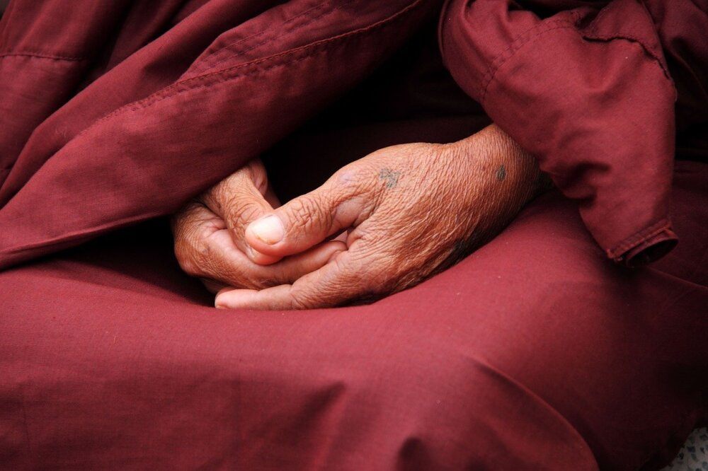 muerte de monje budista en Tailandia