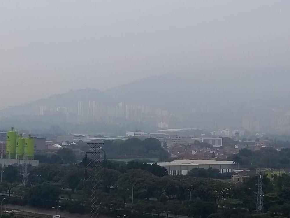 329994_BLU Radio. Calidad del aire en Medellín / Foto: BLU Radio