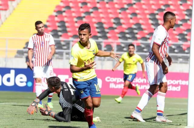 295363_Ecuador vs. Paraguay Sudamericano Sub-20