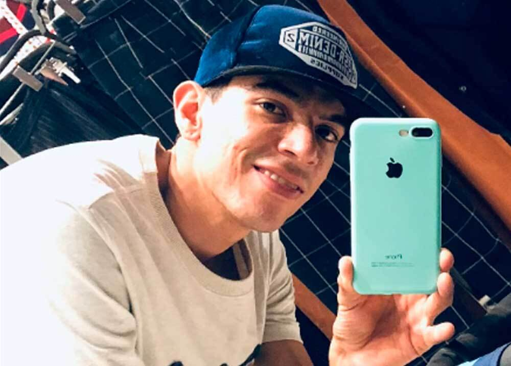 335662_BLU Radio. Rapero confiesa crimen en Bucaramanga / Foto: Captura YouTube Yersey Tami music