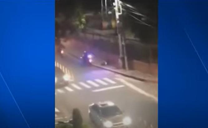 presunto abuso policial en Floridablanca