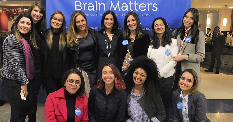 ¡Gran éxito con el estreno de 'Brain Matters', un documental sobre la primera infancia!