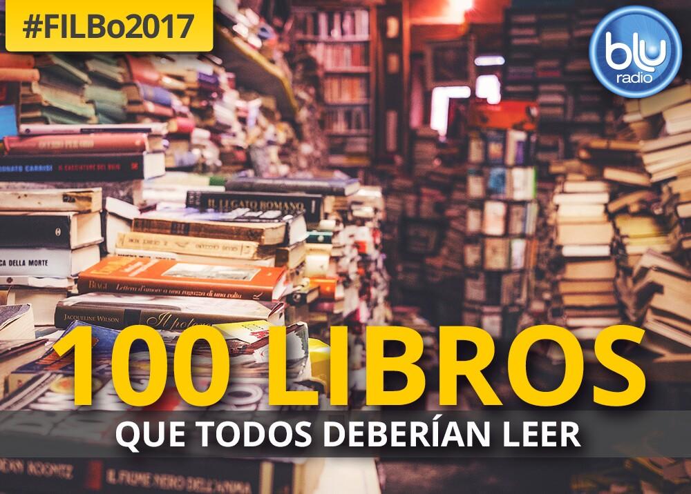 282782_100 libros que todos deben leer - Foto de referencia: Pixabay