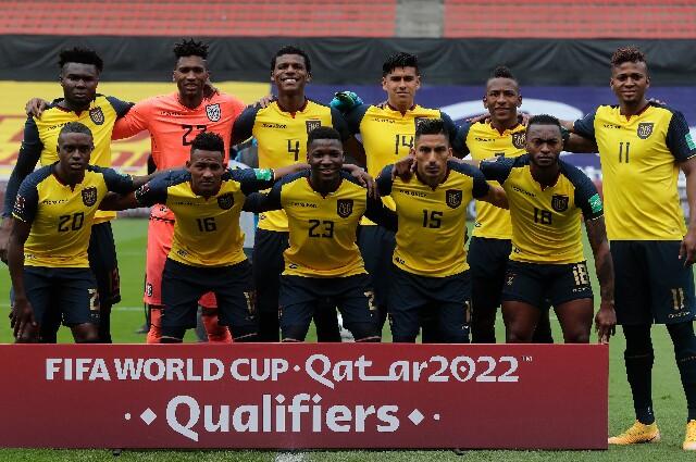 Selección de Ecuador, en las Eliminatorias Sudamericanas rumbo al Mundial de Qatar 2022