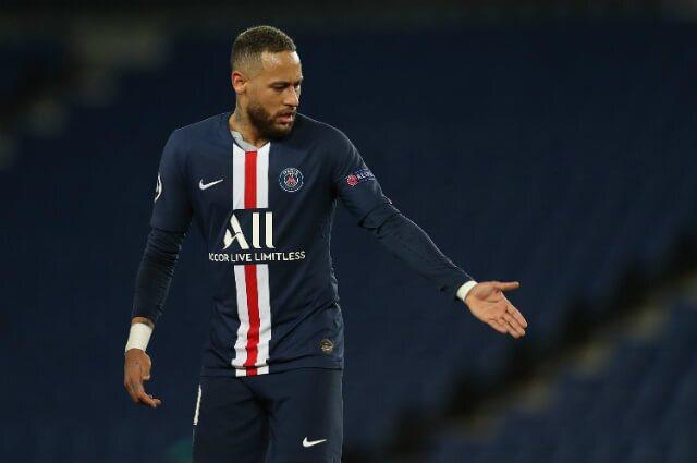 333114_Neymar, jugador PSG.