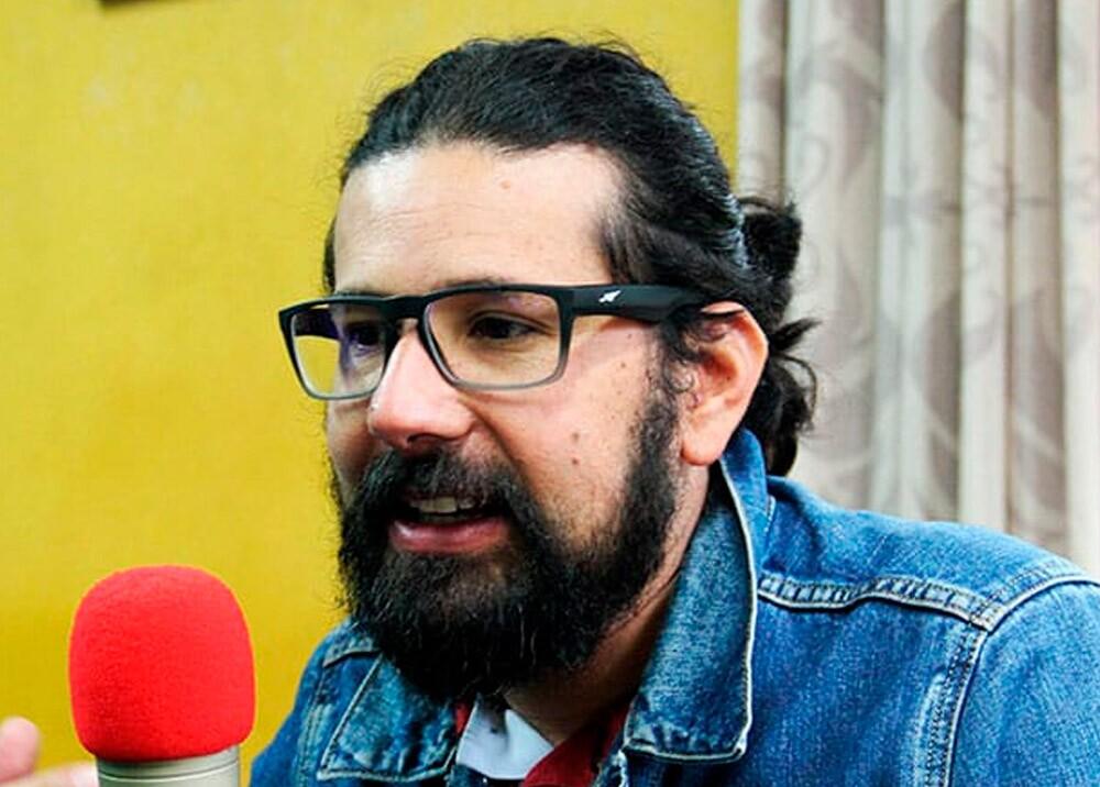 Profesor Yesid González