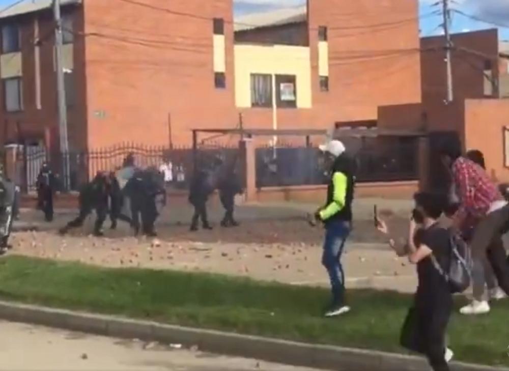 Enfrentamientos en Suba Foto Captura de video.png