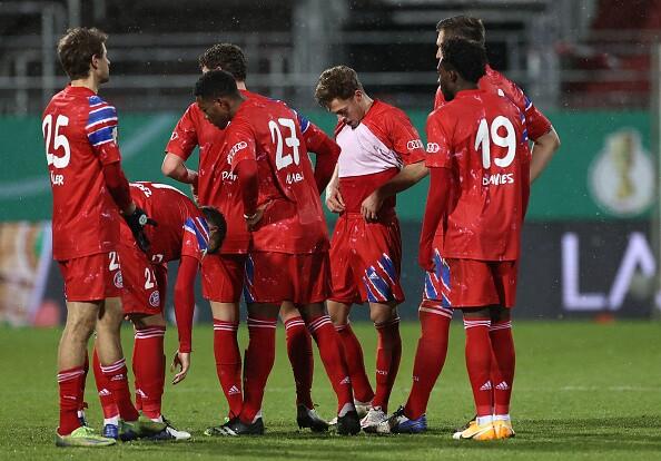 Bayern Múnich vs Kiel