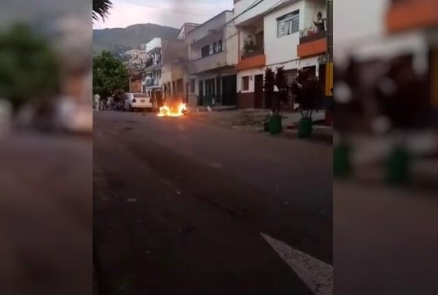 linchan a presunto ladrón en el barrio El Salvador de Medellín