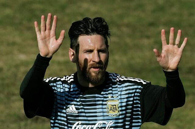 333144_Lionel Messi con la Selección Argentina