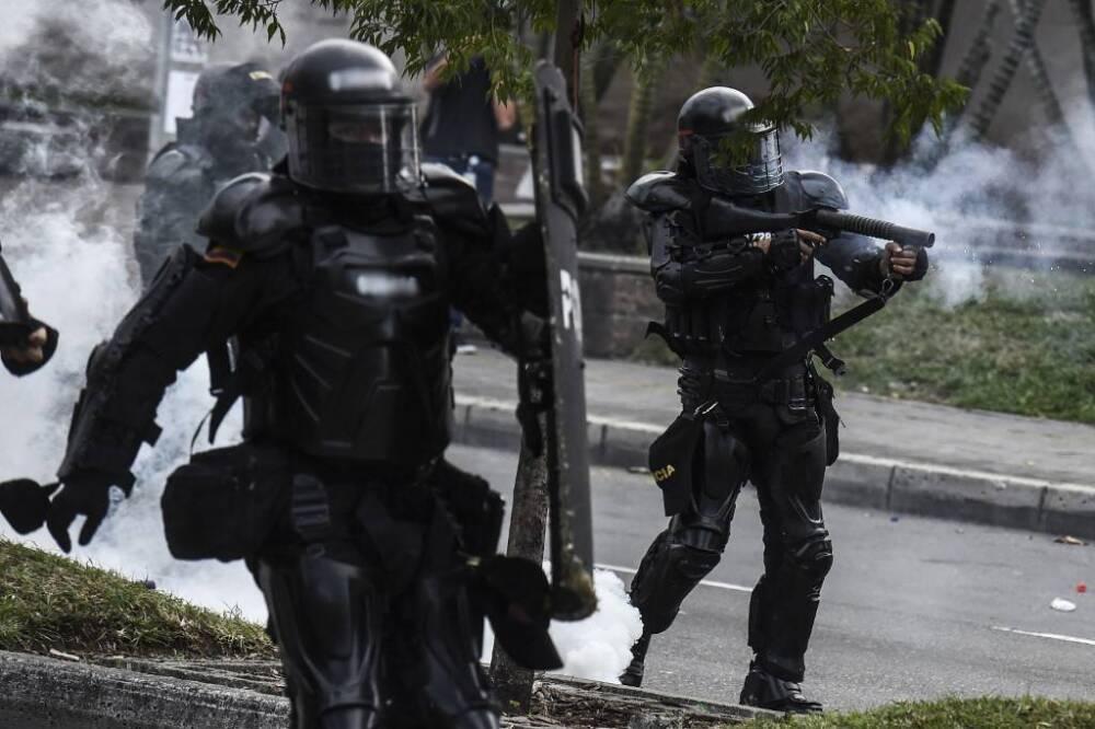 Esmad - Policía