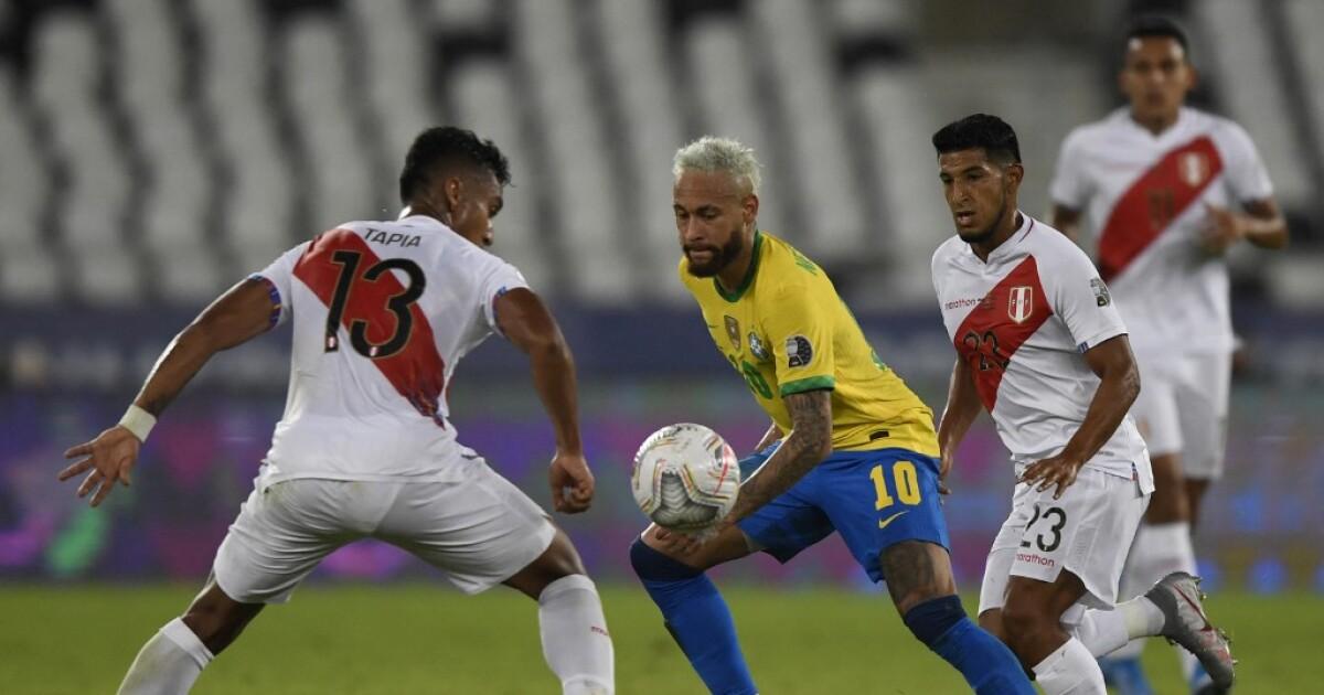 Brasil vs. Perú EN VIVO: hora y dónde ver el partido de la Copa América por televisión