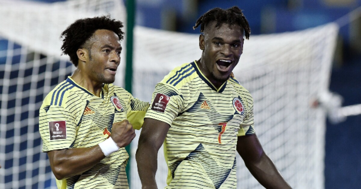 Alineación probable de la Selección Colombia para enfrentar a Perú