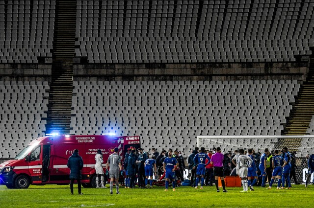 Porto vs Belenenses