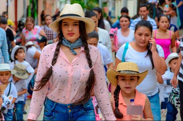 En el municipio de Caicedo se realizarán Las Fiestas de la Fraternidad. Foto: Alcaldía de Caicedo.