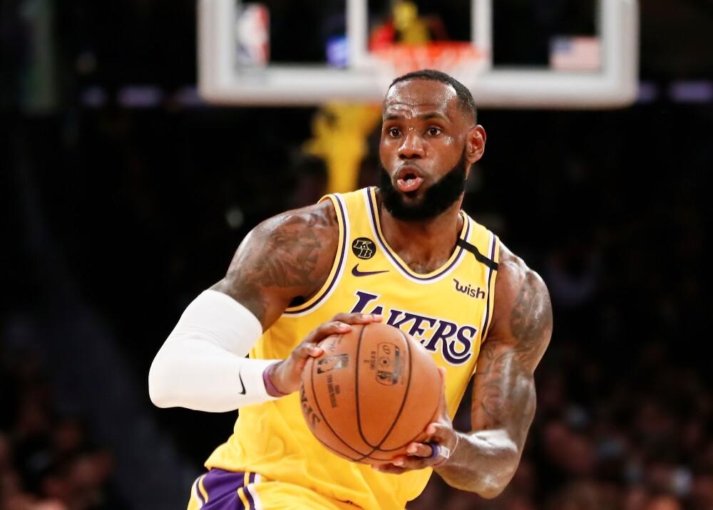 366342_LeBron James_NBA // Foto: AFP