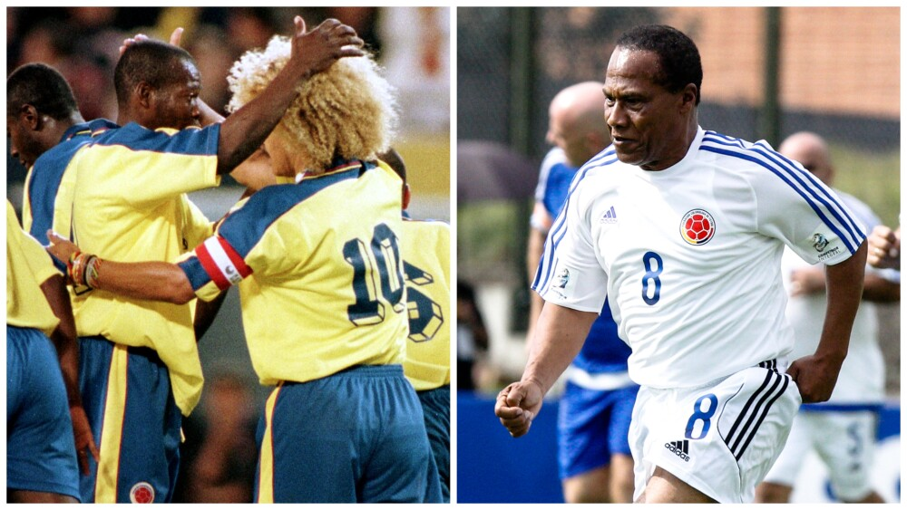 Willington Ortiz sobre la Selección Colombia histórica