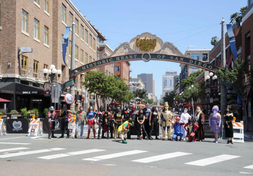 2020 Comic-Con International Goes Virtual Due To The Coronavirus