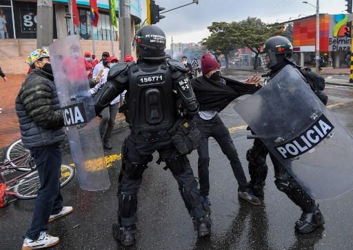 Abusos de la fuerza pública