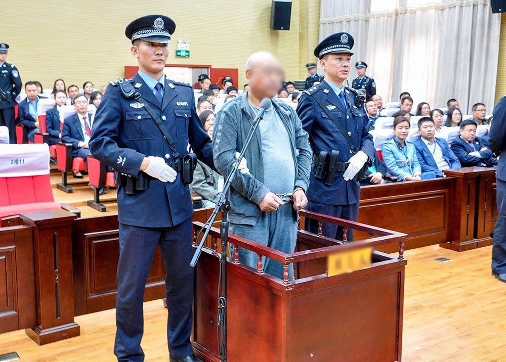 370449_Proceso en China por doble homicidio // Foto: AFP, imagen de referencia