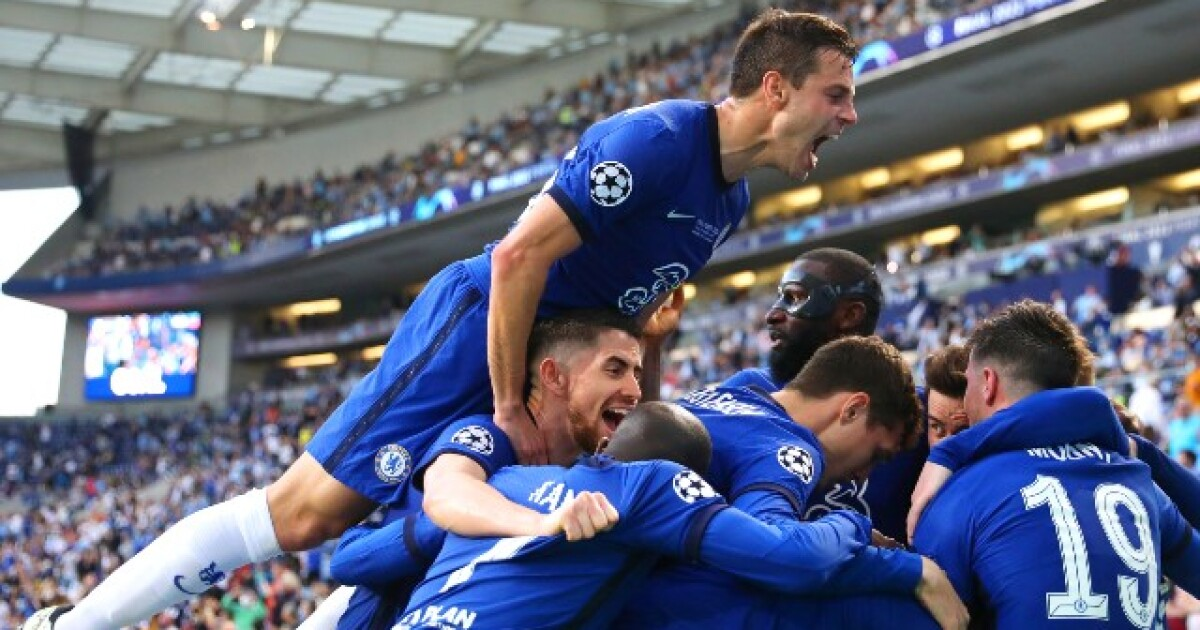 Chelsea campeón de la Champions League 2020/21