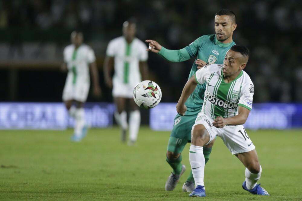 Equidad Vs. Atlético Nacional - Fecha 02 - Liga BetPlay I 2020