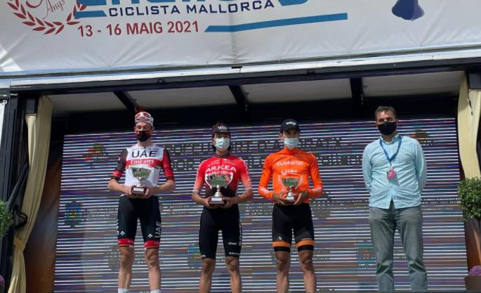 Winner Anacona se coronó campeón del Trofeo Port D'Andratx-Mirador d'Es Colomer.