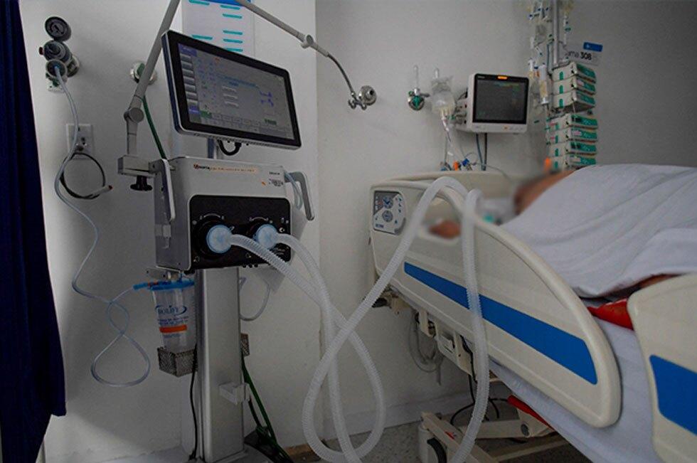 Paciente COVID-19 Colombia