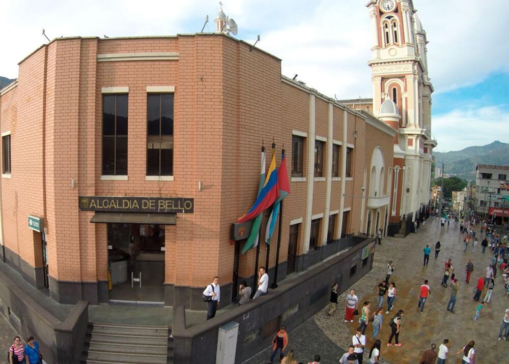 286044_BLU Radio. Municipio de Bello, Antioquia / Foto: Alcaldía de Bello