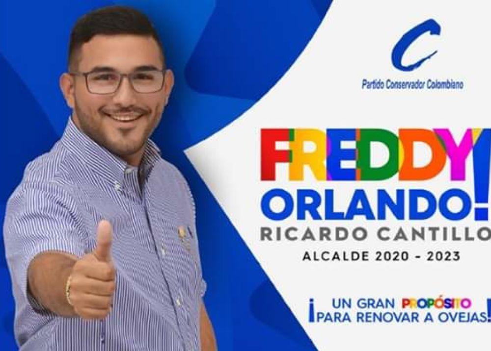 347069_BLU Radio. Alcalde electo de Ovejas, Sucre, es el más joven del país // Foto: Suministrada