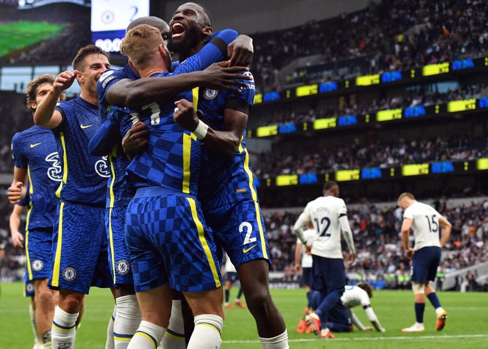 Chelsea goleó al Tottenham Foto AFP.jpg