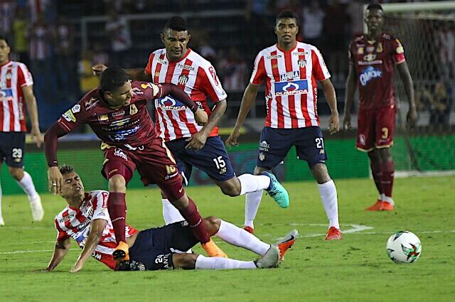 295730_Junior vs. Tolima