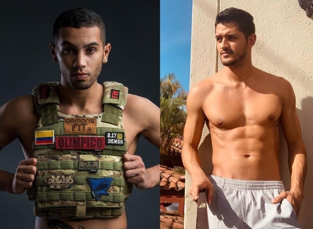 Olímpico y Juan Manuel se preparan para convivir bajo un mismo techo.