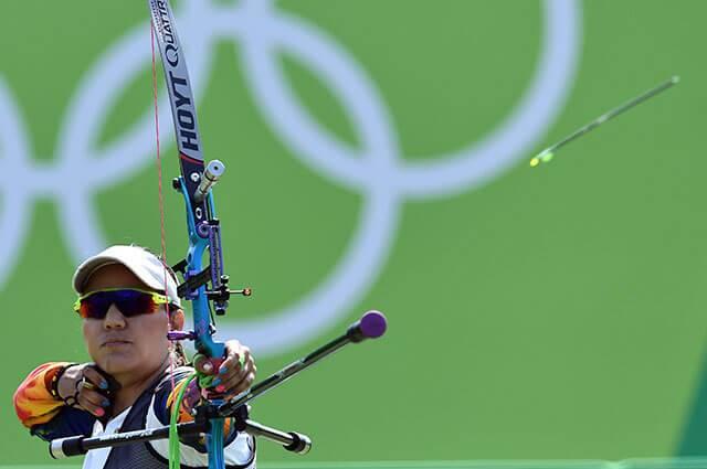 Ana María Rendón apunta a sus cuartos Juegos Olímpicos