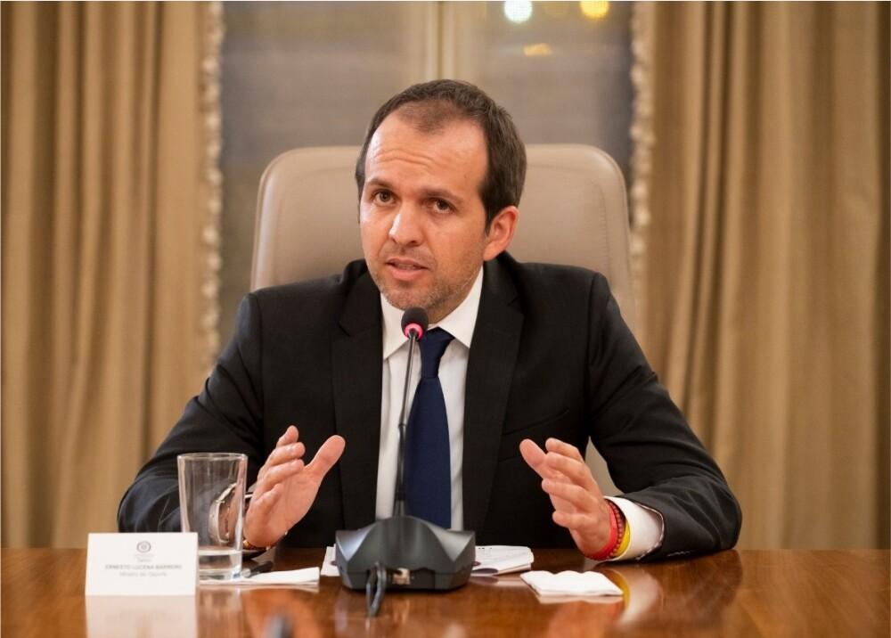 367752_Ernesto Lucena // Foto: Presidencia