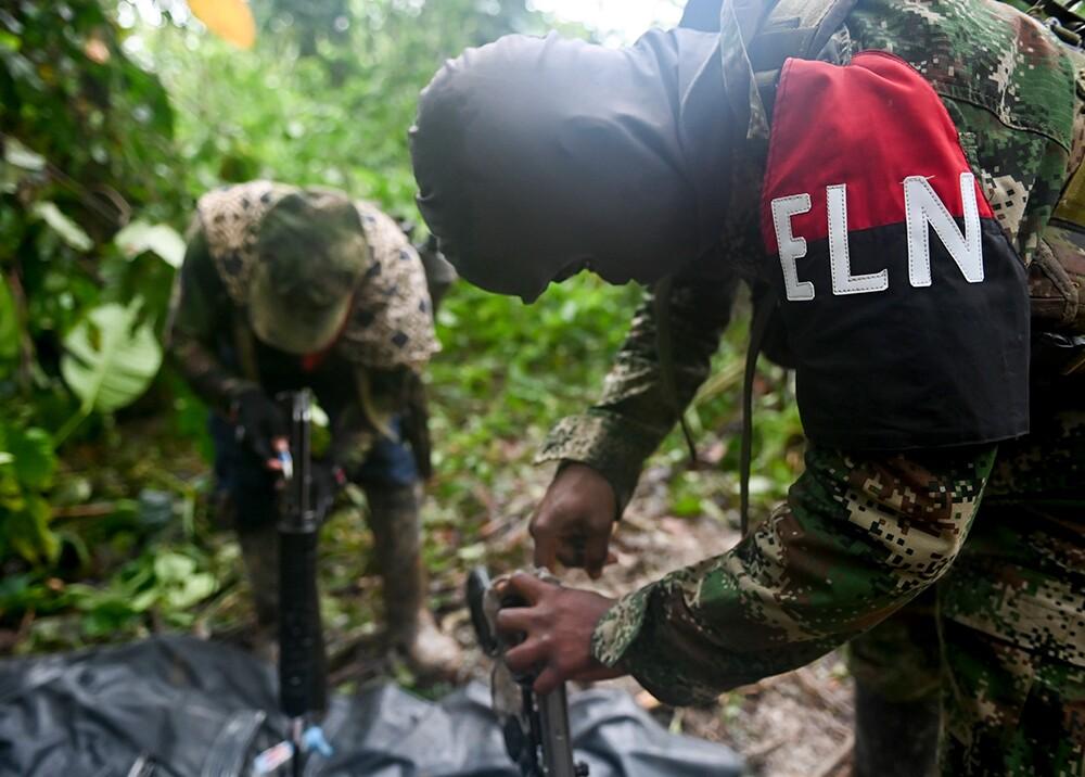 355409_BLU Radio. Acciones terroristas ELN / Foto: AFP