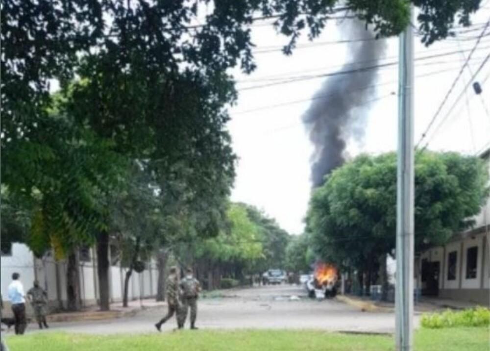 Carro bomba en Cúcuta Foto Captura de video.jpg