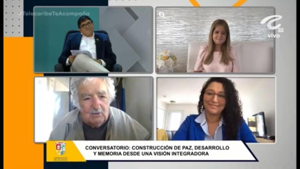 Conversatorio Pepe Mujica