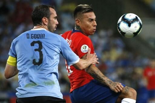 Chile vs Uruguay, Copa America 2019