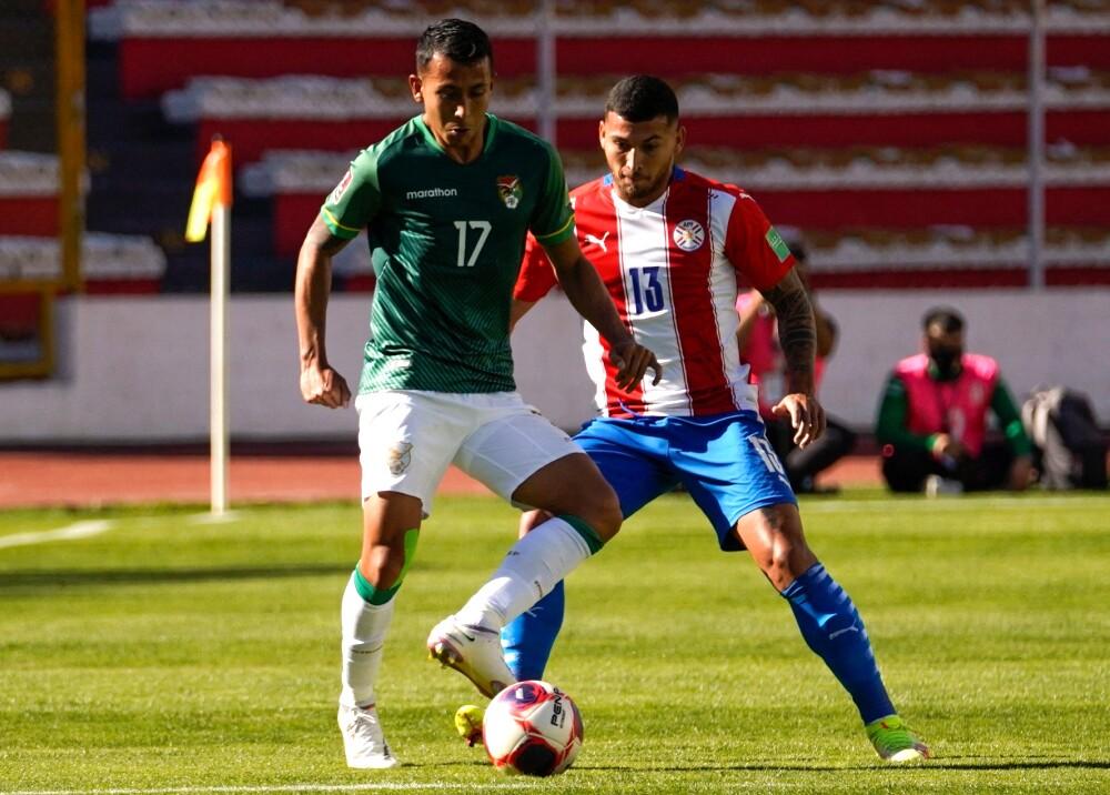 Selección Bolivia PAraguay Foto AFP.jpg