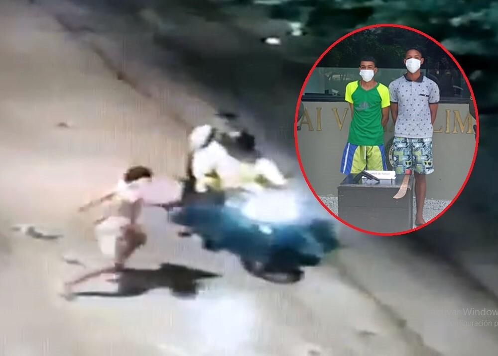 delincuentes que atracaban a machete en cartagena.jpg