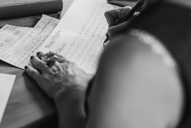 carta de madre de hijo que se suicidó por depresión.