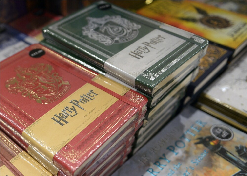 359414_Libros de Harry Potter // Foto: AFP