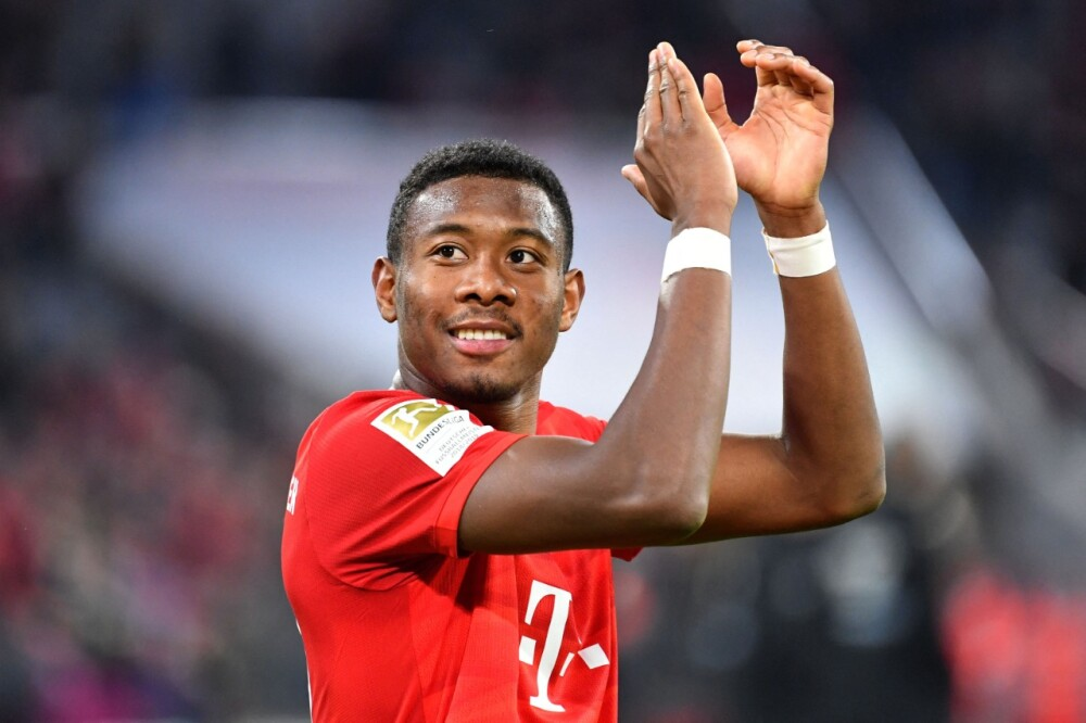 David Alaba anuncia su salida del FC Bayern.