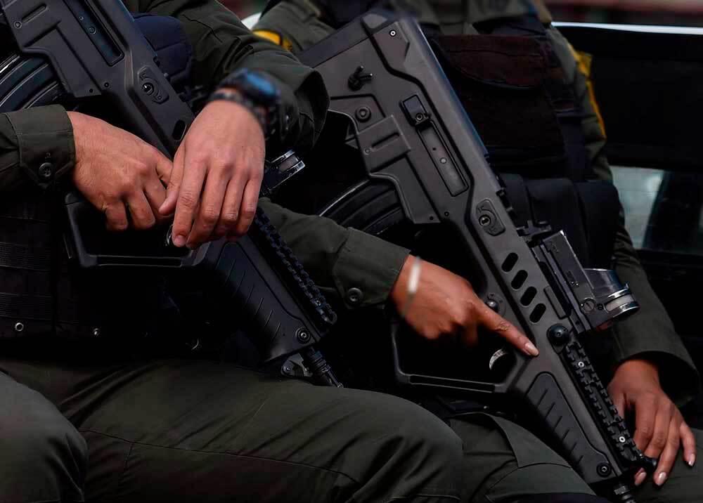 340470_BLU Radio // Miembros de la Policía Nacional – imagen de referencia AFP