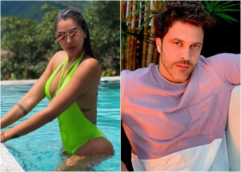 Melina Ramírez y Juan Manuel Mendoza