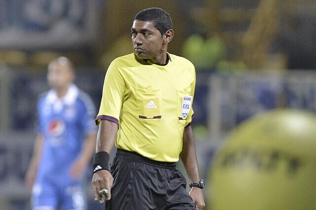 Imer Machado, árbitro colombiano