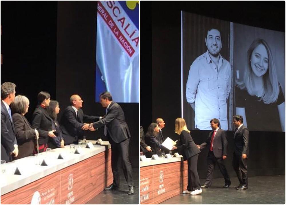 349455_Premios Simón Bolívar - Fotos: BLU Radio