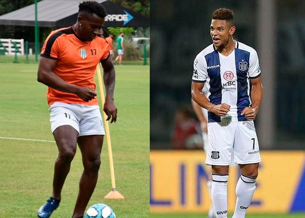Mauricio Cuero y Diego Valoyes Foto Tomada de Instagram @MauroCuero7 y @diegovaloyes_.jpeg